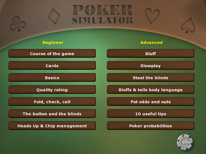 Poker school online quiz answers juegos de governor of poker 1 y8